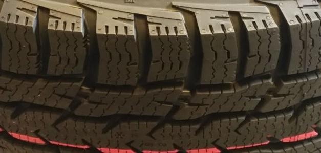 Att välja rätt däck