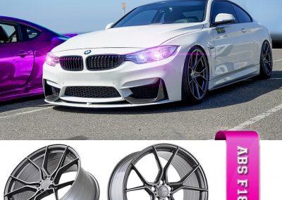 ABS F18 BMW
