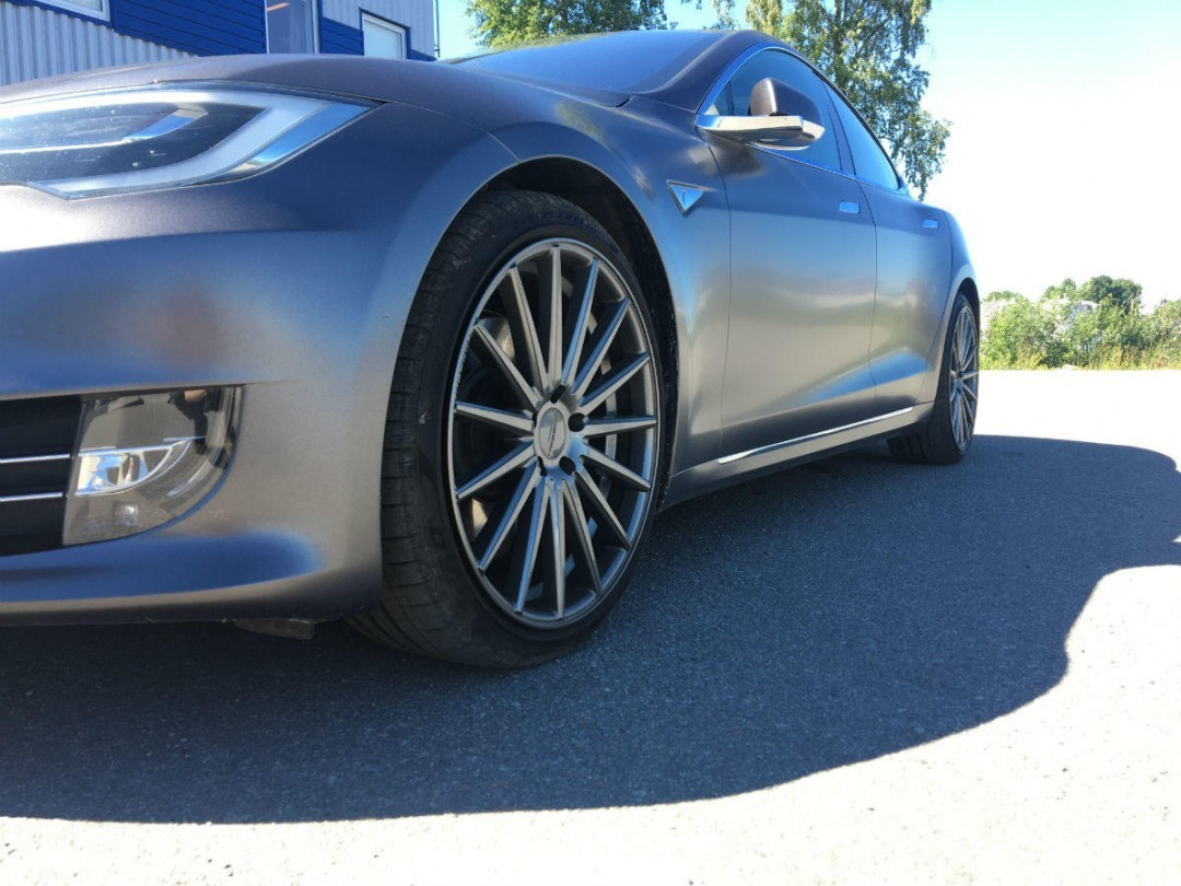 Aftermarket parts is it OK? | Tesla