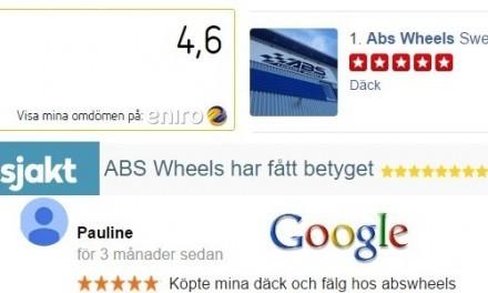 ABS Wheels omdöme