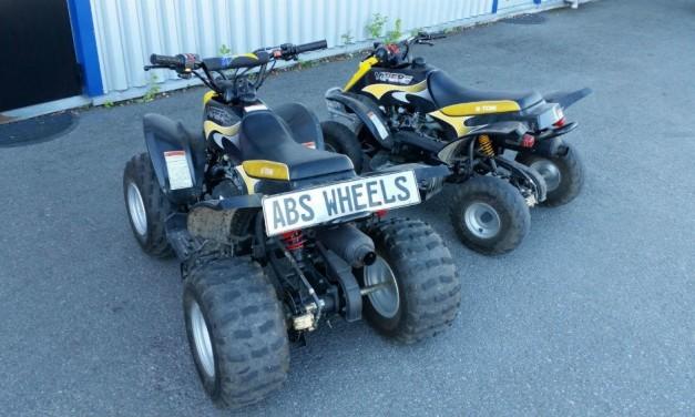 ATV Däck