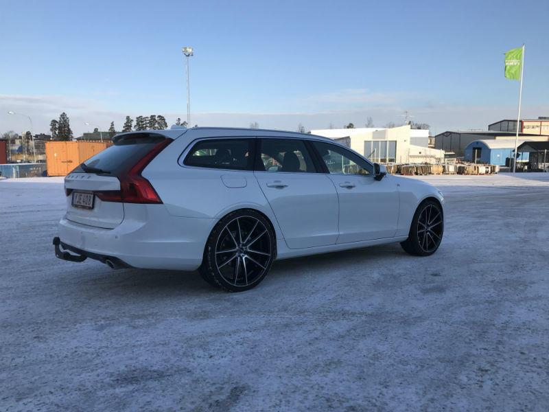 Volvo med ABS364 fälgar
