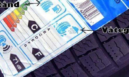 Energimärkning av däck