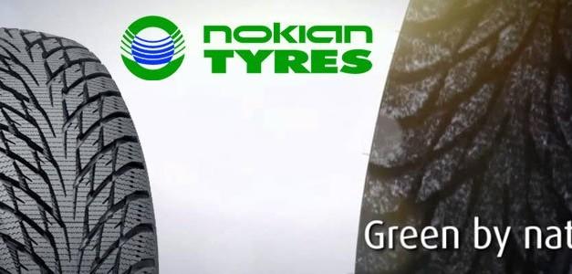Nokian friktionsdäck test