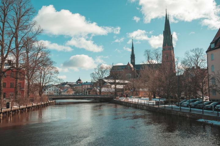 Uppsala foto av Oscar Ekholm