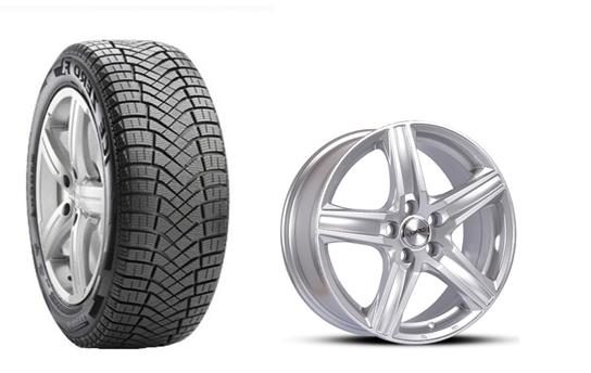 pirelli vinterhjul med abs302