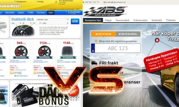 10 anledningar till att välja ABS Wheels istället för gummihuset.se