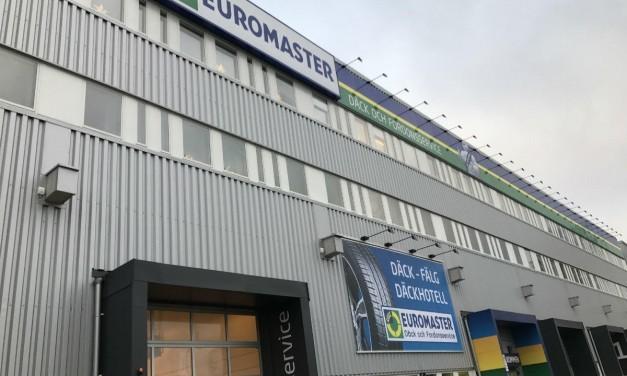 Euromaster: En däckhandlare med lång erfarenhet