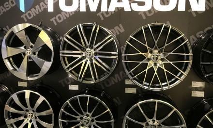 Tomason fälgar är ABS Wheels senaste tillskott för 2017!