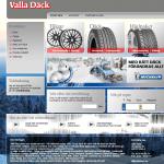 Valla däck AB – Bra relation med ABS Wheels