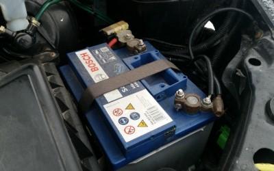 Vad är sant beträffande bilbatterier?