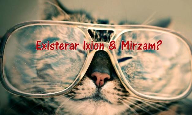 Kan man hitta Mirzam & ixion fälgar idag?