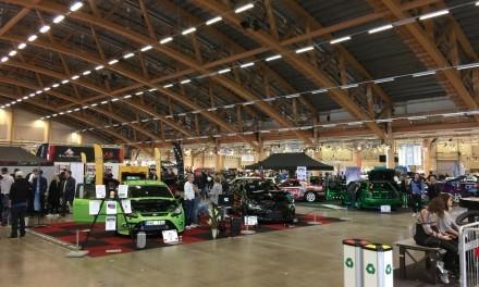 Elmia Bilmässa är skandinaviens största Bil och MC show