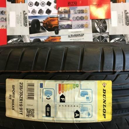 Dunlop sport max