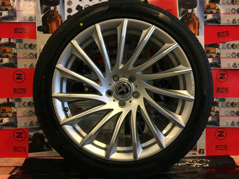 Pirelli hjul