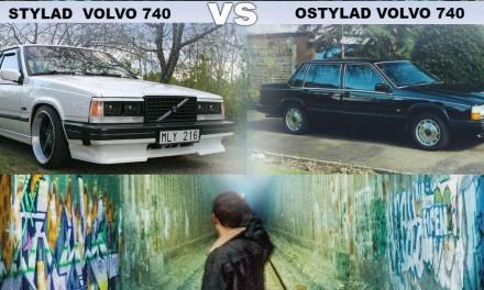 Volvo 740 Styling via ABS Wheels