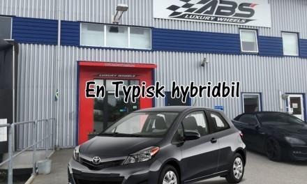 Vad är en hybridbil?