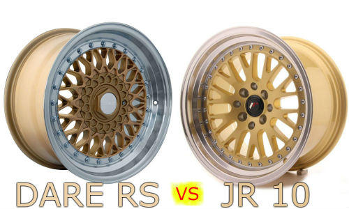 dare rs vs jr10