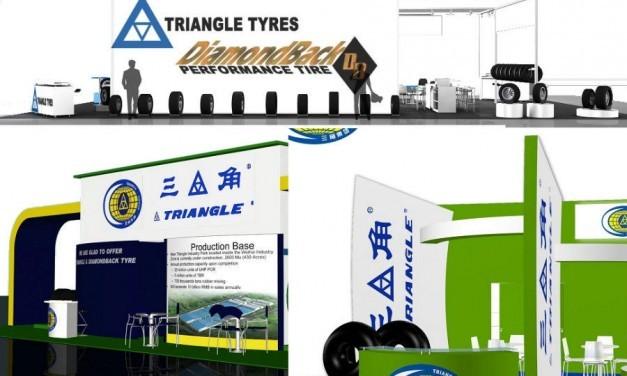 Triangle Tyres har över 30 års erfarenhet