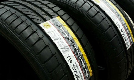 Dunlop sport maxx RT är supertyst