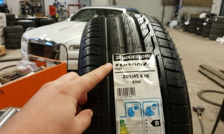 Vad gör Bridgestone Turanza så bra?