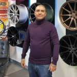 Melodifestivalen deltagaren Mendez hos ABS Wheels