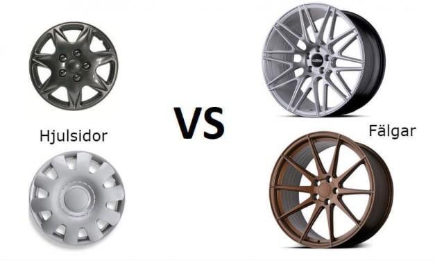 För- och nackdelar med hjulsidor