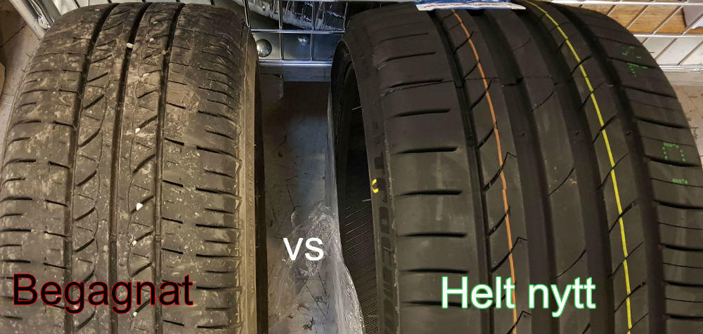 bra billiga däck