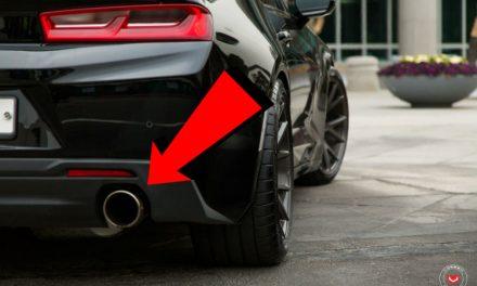 Blir bilen snyggare med ändrör?