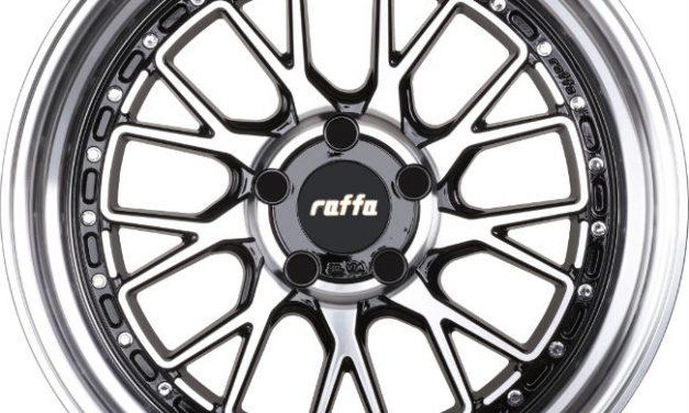 Välj Raffa Wheels och cruisa med stil!