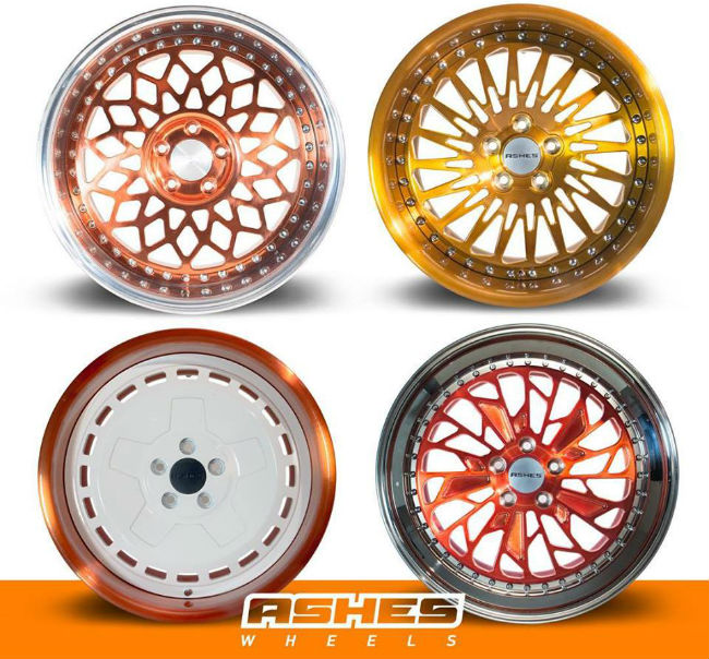ASHES WHEELS