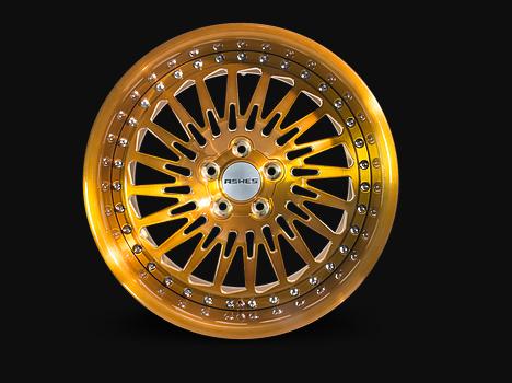 Ashes Wheels- Dreg 2p