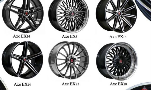 Axe Wheels lever upp till sina högt ställda visioner