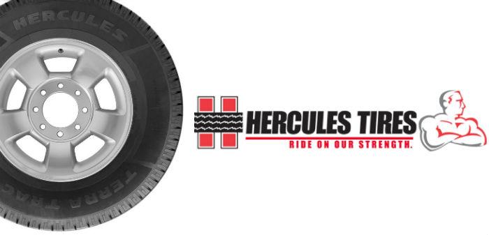 hercules däck