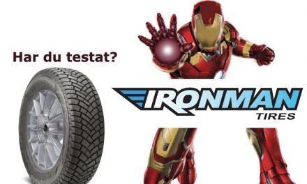 Vilka är Ironman tires?
