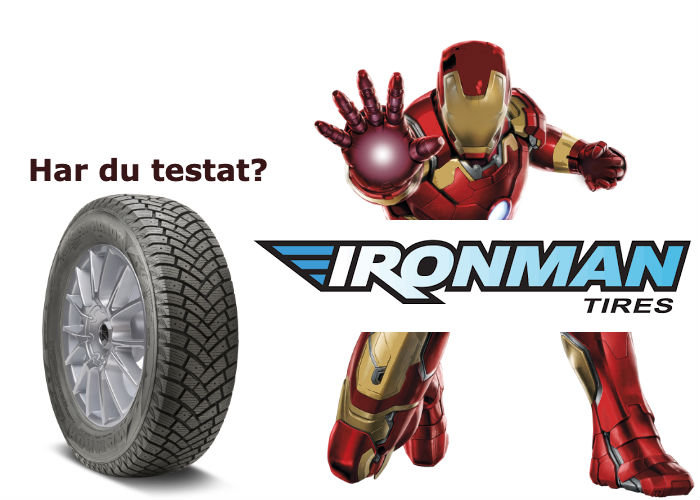 ironman däck