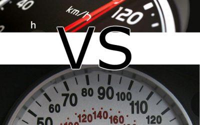 mph till kmh kalkylator (räkna mil till kilometer)