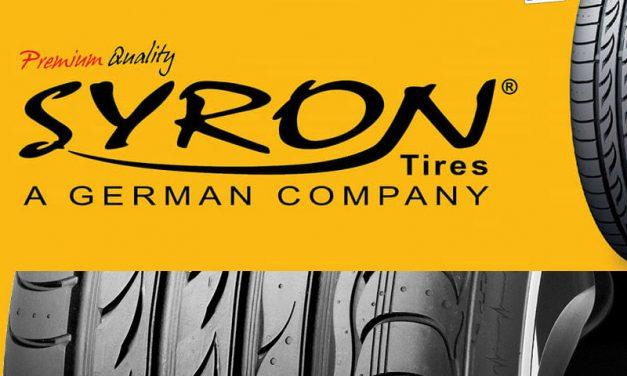 Vem är däckvinnaren Syron Tires?