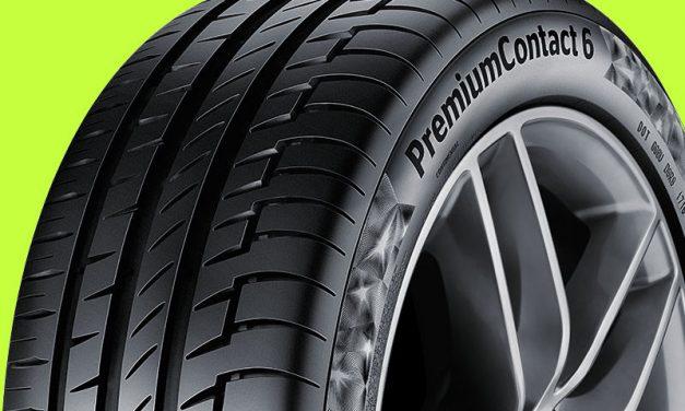 Continental PremiumContact 6 är bra!