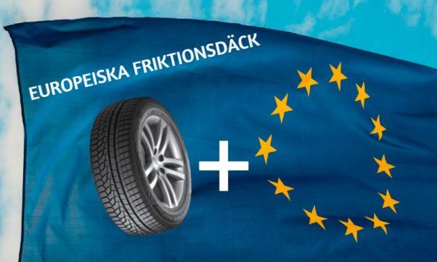 Vad är Europeiska friktionsdäck?