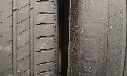 Är däcken slitna? så ser du det